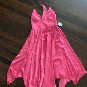 (NWT) UO Kimchi Blue Pink Formal Dress
